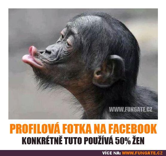 Profilová fotka na Facebooku
