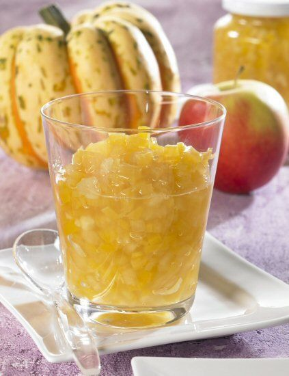 Kürbis-Apfel-Konfitüre Rezept: Eine fruchtige Konfitüre mit Zimt für den Herbst - Eins von 7.000 leckeren, gelingsicheren Rezepten von Dr. Oetker!