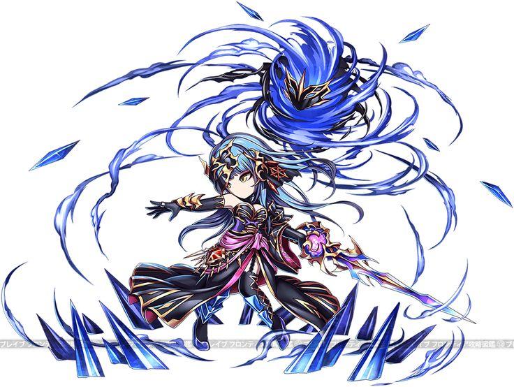 藍氷凄神アイリス