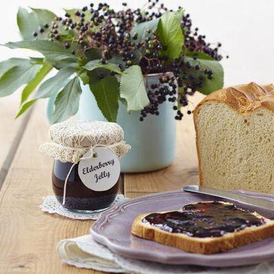 Great Elderberry Recipes: Elderberry Jelly                                                                                                                                                      More