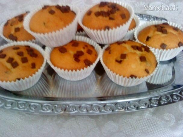 Dia muffiny - Recept