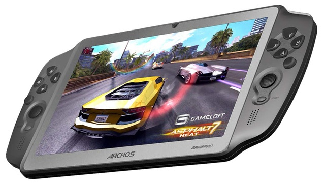 Archos GamePad For Android Gamers Tired Of TouchscreensTech News, Archo Gamepad, Gamepad2 Rellamedya, Latest Technology, Technology News, Android Tech, 40 Gamepad, Gamepad Pass, Android Games