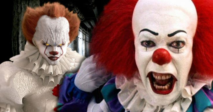 Tim Curry's Pennywise Returns in IT Trailer Easter Egg -- The latest trailer for Stephen King's big screen adaptation of IT features an awesome shout out to Tim Curry's version of Pennywise the Clown. -- http://movieweb.com/it-movie-2017-new-trailer-tim-curry-pennywise-easter-egg/