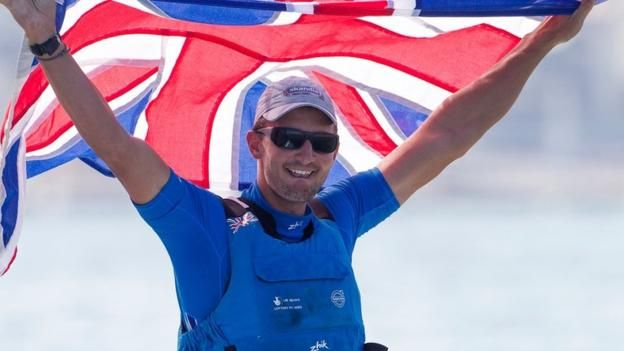 Rio Olympics Countdown: Giles Scott Wins Fourth World Championship Title In Sailing