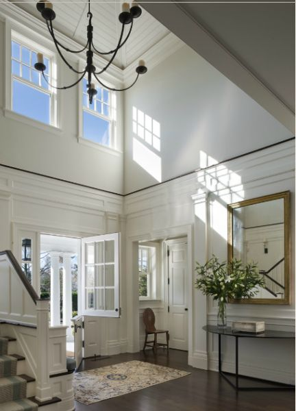 Bungalow Blue Interiors - Home - shingle style elegance