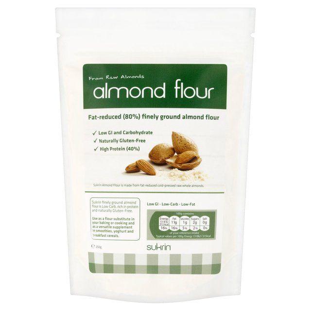 6g (2tsp) Reduced Fat Almond Flour