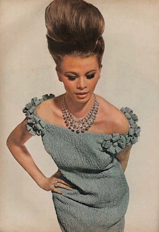1960s fashion photo July 1963 Vogue