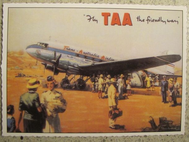 Five Awesome Retro Travel Ads for Australia || Jaunted