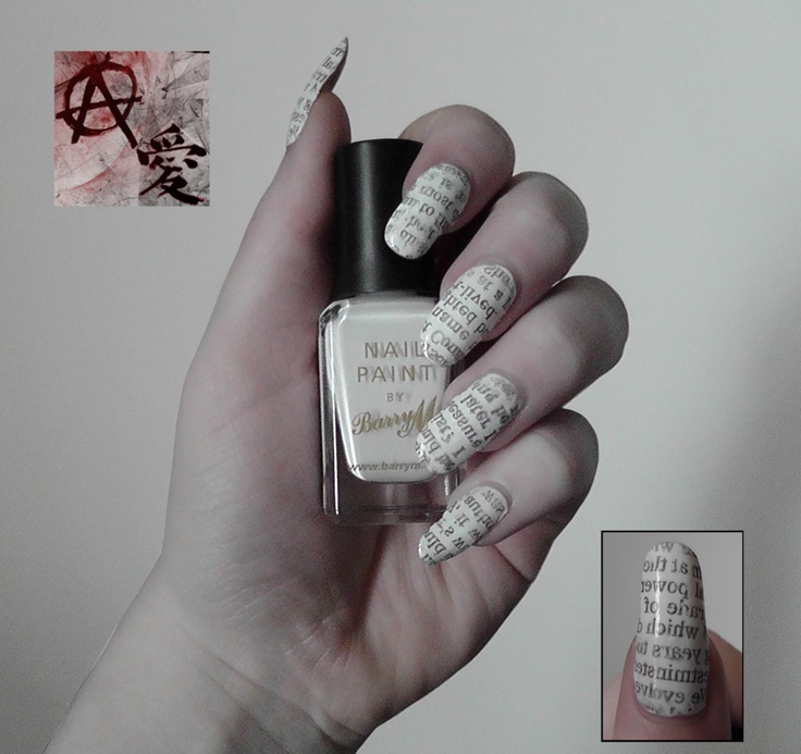 Best 25 newspaper nail art ideas on pinterest diy nails with best 25 newspaper nail art ideas on pinterest diy nails with newspaper diy newspaper nails without alcohol and diy nails newspaper prinsesfo Image collections