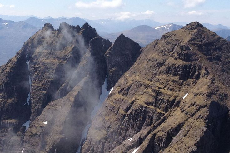 An Teallach - Scottish mountains, to visit more often.