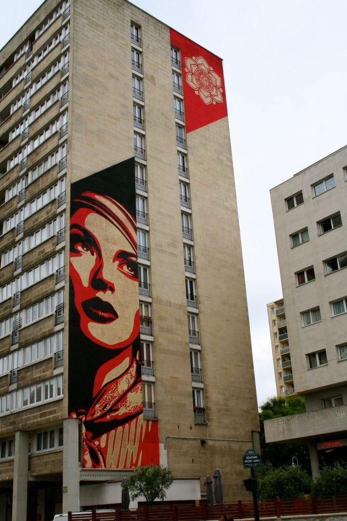 Street Artist: Shepard Fairey