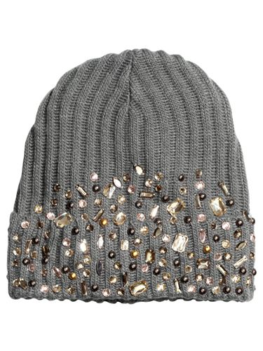 What an adorable bedazzled winter hat - from our sister site @REDBOOK Magazine