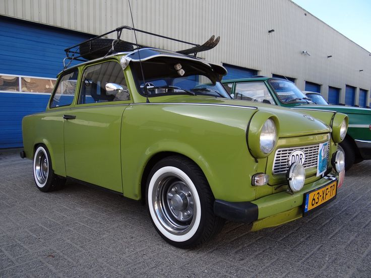 Best Trabant Images On Pinterest Vintage Cars Automobile And