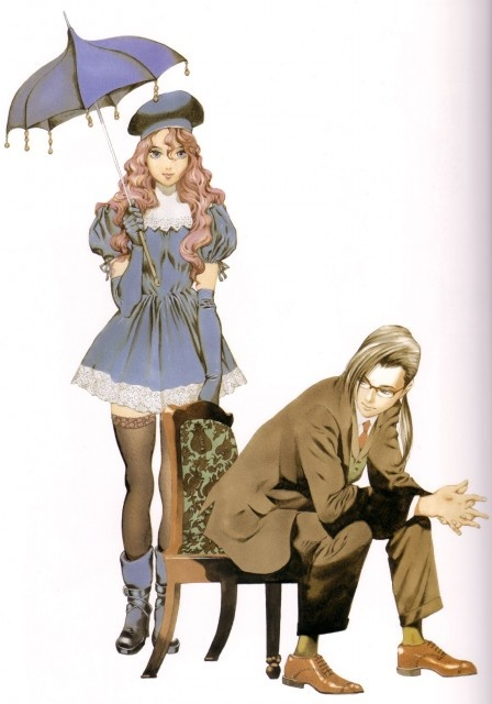Anime Character Quon : Best images about rahxephon on pinterest high school