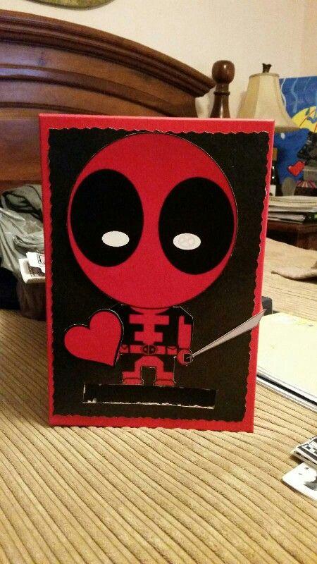 Deadpool Valentine Box