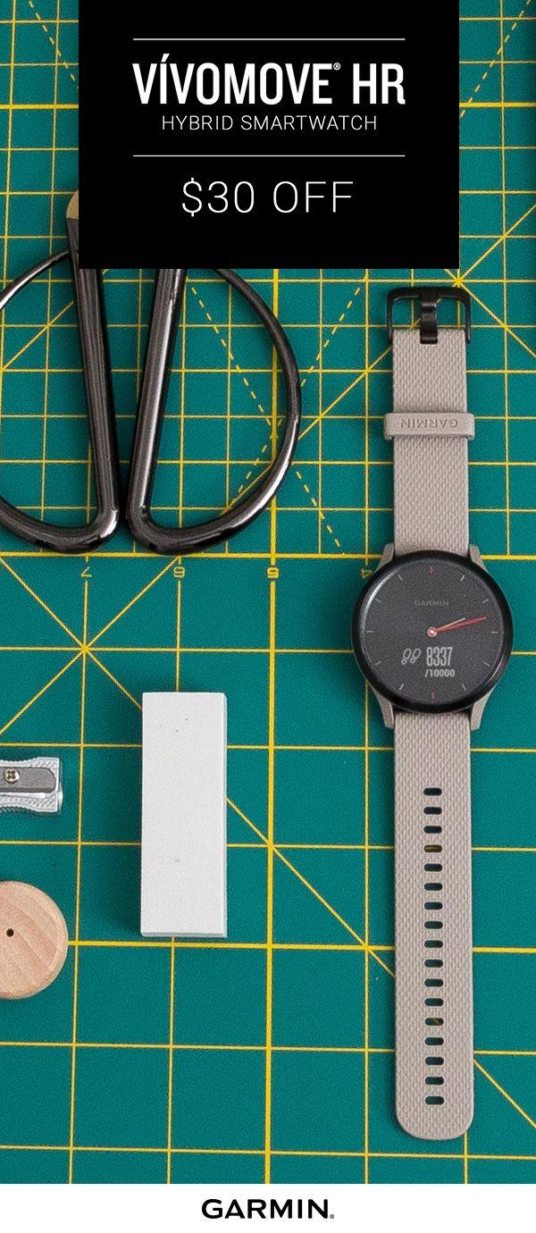 vívomove® HR   GARMIN   Wellness   Track workout, Smart watch