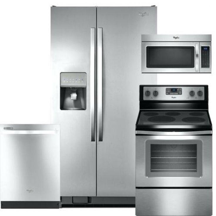 Inspirational Whirlpool Kitchen Appliance Bundles Kitchen