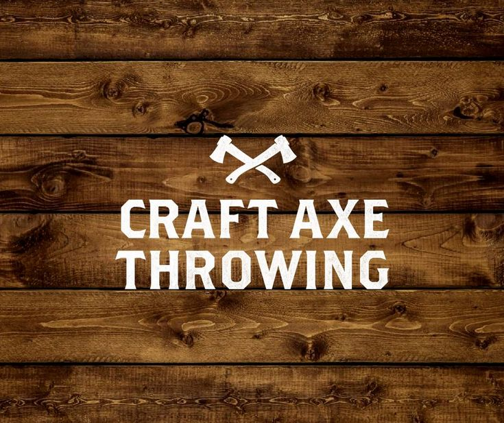Competitive axe throwing—it's a new thing here in Greenville, SC. Score points by throwing axes at a giant dartboard-like target. The closer you get to the bullseye, the more points earned. No axe throwing experience? No problem! #yeahTHATgreenville #greenvillesc #southcarolina #upstateSC #discoverSC