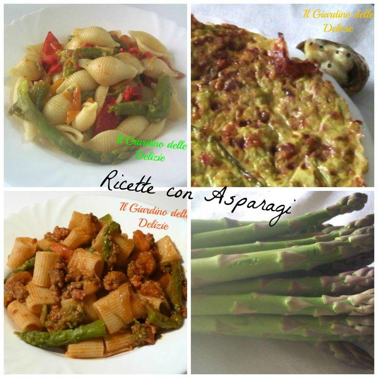 ASPARAGI_ raccolta ricette_