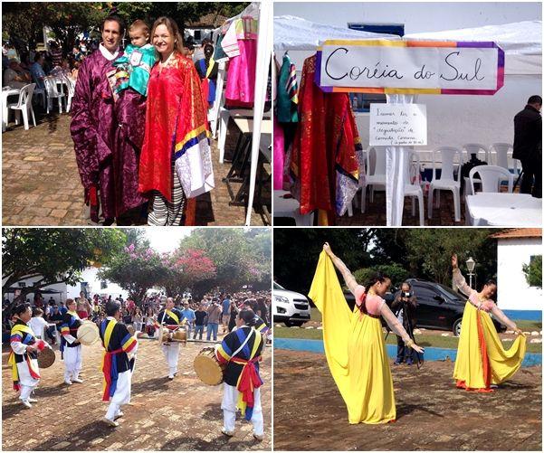 Festa da Família – cultura coreana em Piracicaba