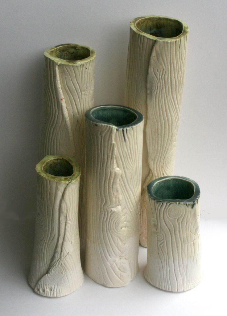113 best pottery ideas vases images on pinterest for Handmade pots design
