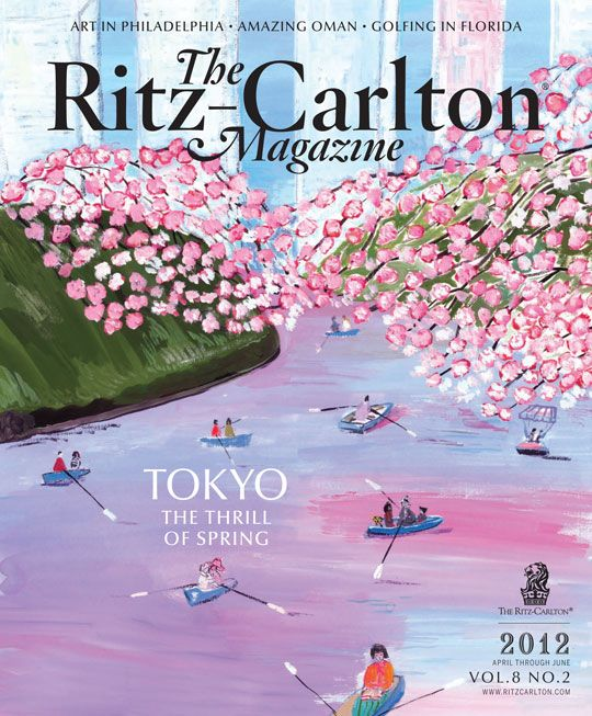 Tokyo: The Thrill of the Spring, April - June, 2012