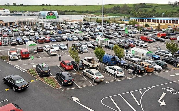 Supermarket Car Parks: What could we use them for?