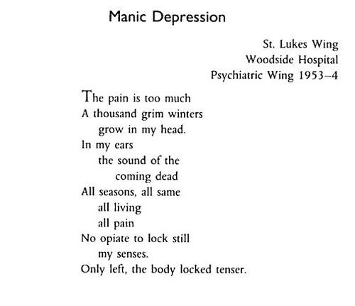 Spike Milligan, Manic Depression
