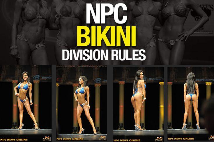 Npc bikini division rules — photo 8