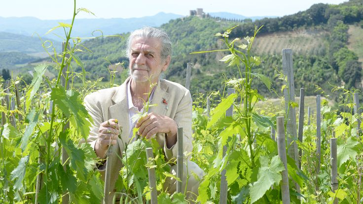 Podere Le Ripi | Francesco Illy fell in love with Montalcino in 1984 when as a nature photographer the landscape – as the poet Giuseppe Ungaretti wrote – illuminated him immensely, stealing his soul.