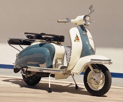 LI 150 Series 2 – Lambrettista - Dedicated to the Lambretta, the world's finest motor scooter.