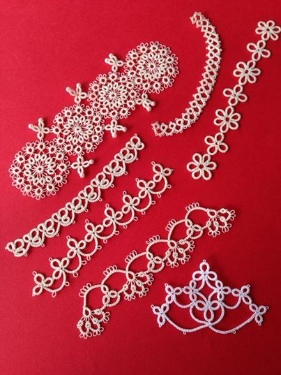 Aggravation Weathering Just About A Tatting
