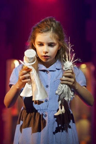 Matilda, el musical, Broadway, New York.
