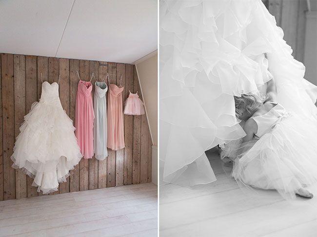 De vintage bruiloft van Robyn en Marc - Girls of honour - blog over trouwen en je bruiloft regelen