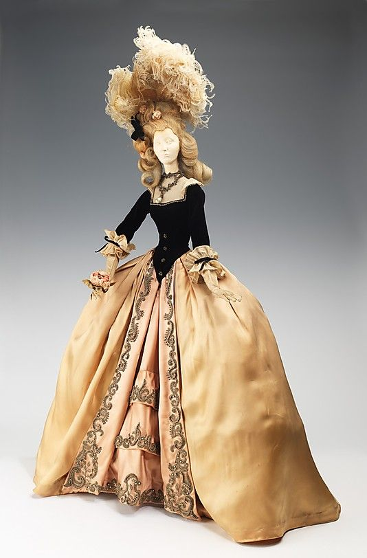 "The Metropolitan Museum of Art - ""1774 Doll"""