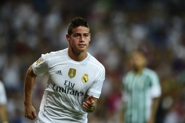 Real Madrid Transfer News: Latest James Rodriguez, Cristiano Ronaldo Rumours
