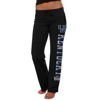 Kentucky Wildcats Women's Frosh Fleece Sweatpants - Black