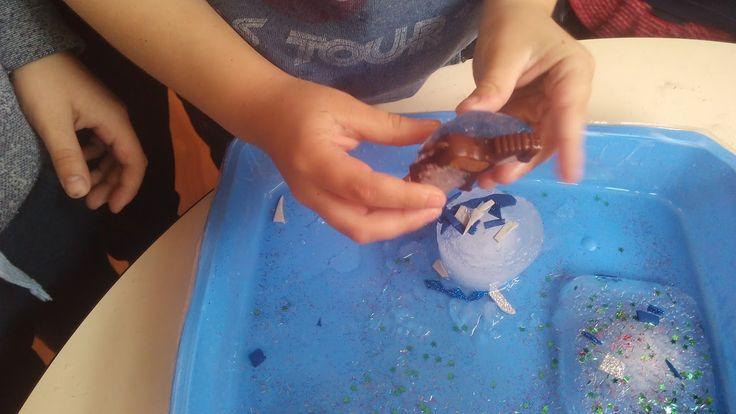 Actividades para el primer ciclo de Educación Infantil: Actividades sobre el invierno