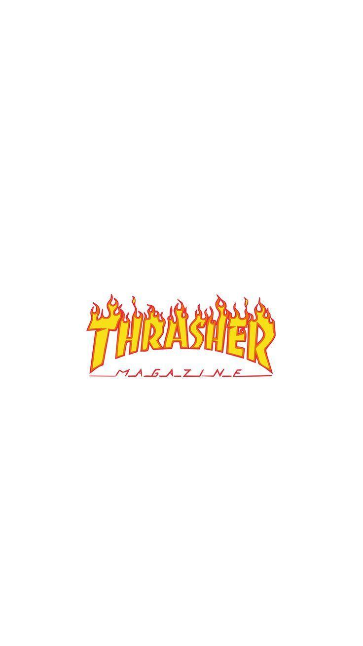 39+ Thrasher wallpaper iphone Free