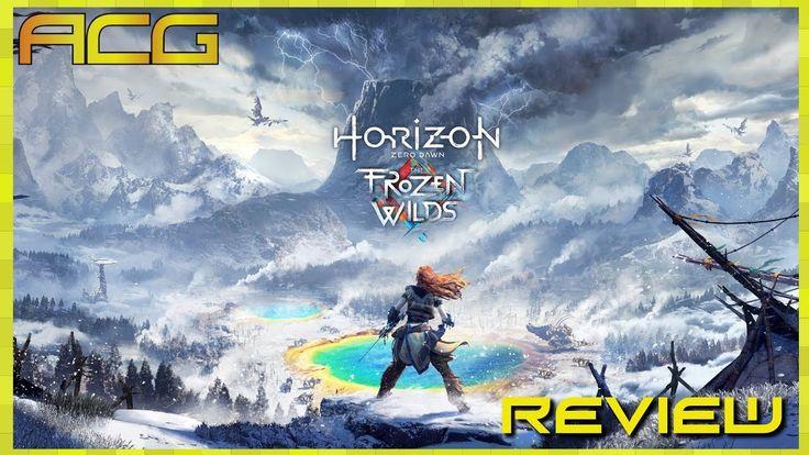 "Horizon Zero Dawn Frozen Wilds Review ""Buy Wait for Sale Rent Never Touch?"""