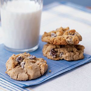 Chocolate Chip Cookies - 100 Delicious Recipes for Chocolate Desserts - Cooking Light