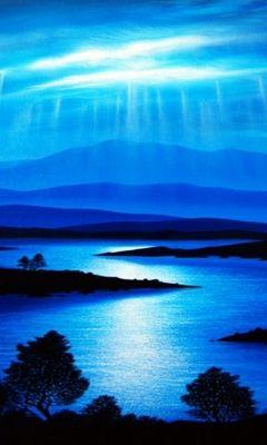 Blue Infinity.