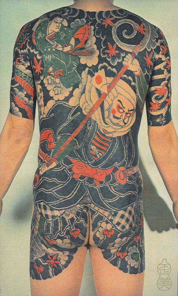 1044 best japanese full body tattoo images on pinterest for Japanese tattoo artist nyc