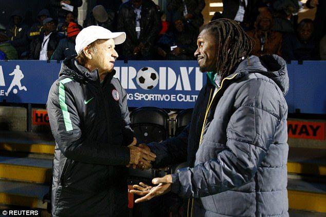 Super Eagles future of African football  Senegal coach Cisse