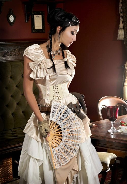 200 Best Steampunk Fashion Images On Pinterest