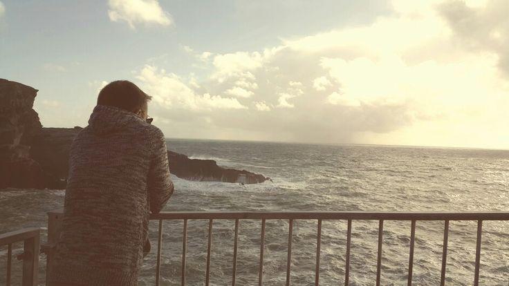 #Ирландия #Atlanticocean #Ireland #Schull #october