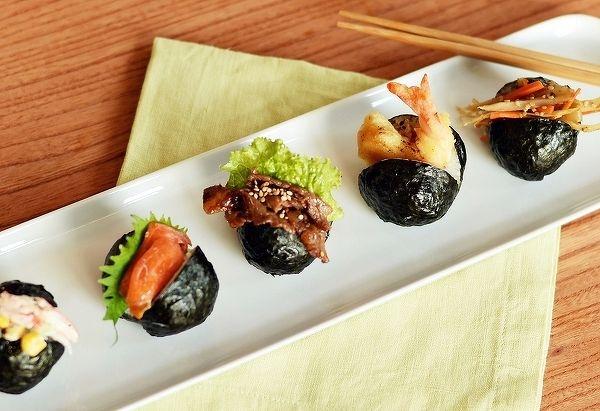 紅葉狩りの行楽弁当に!ビジュアル系おにぎり、ぱっかんおにぎり | レシピサイト「Nadia | ナディア」プロの料理を無料で検索