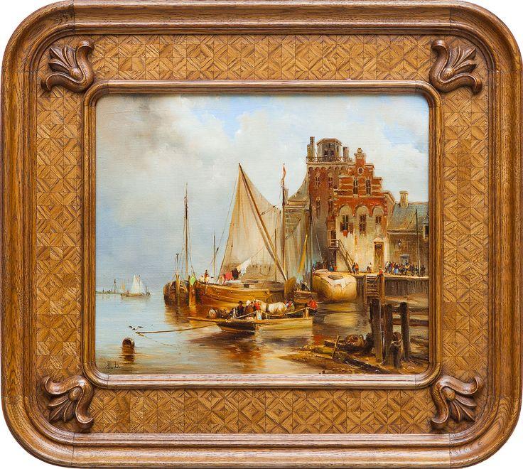 """""""Морской пейзаж""""  #живопись #Painting #seascape #морской #пейзаж #Art"""