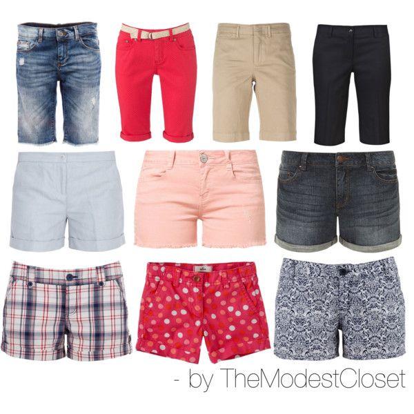 Best 20  Modest shorts ideas on Pinterest   Bermuda shorts, Modest ...