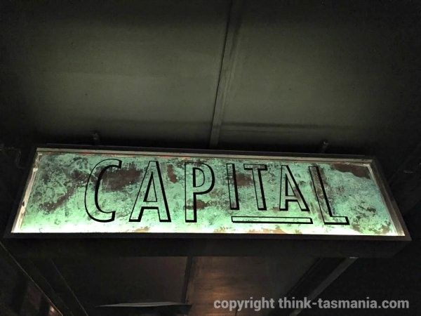 Capital Restaurant: Antipasti, Pizza and Wine Bar, North Hobart's dining strip ~ article and photo for think-tasmania.com ~ #Tasmania #foodie #Italian #NorthHobart #Antipasto #Hobart #EdiTas